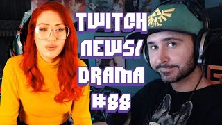 Twitch Drama/News #88 (Summit1g Death Threats, Tfue Takes Lead, Pokelawls DMCA's)