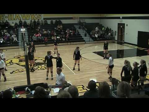 North Union vs Emmetsburg Set 2 10/24/17