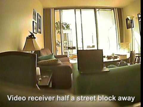 Interactive Device Design: analog video test (8X SPEEDUP)