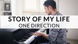 One Direction - Story Of My Life | Piano Cover