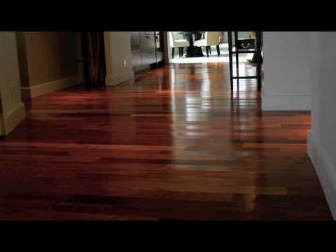 Prosand Indianapolis In Brazilian Cherry Wood Floor