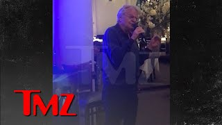 Jerry Springer Performs Elvis' 'Love Me Tender' Again on a Whim