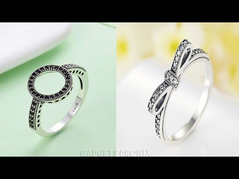 10 Best Designer Silver Rings For Women