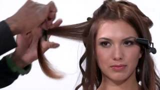 Quick Hair Styling Tips: Loose Waves by Clairol Professional Online Education