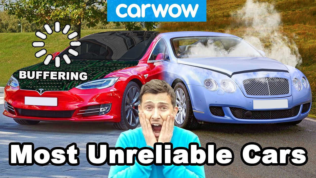 The 15 most unreliable cars named & shamed!