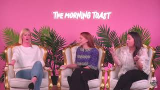 The One With Baker: The Morning Toast, Thursday, September 26, 2019 with Abigail Hawk