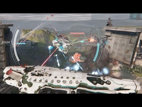 Dreadnought Devs Demonstrate Huge Spaceship Battle
