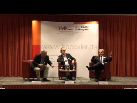 Panel discussion: The state of economic policies in Europe