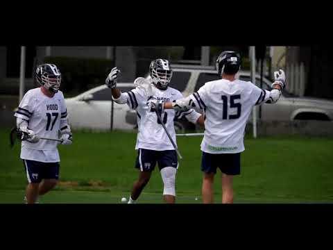 Hood College Men's Lacrosse - ECD Highlights
