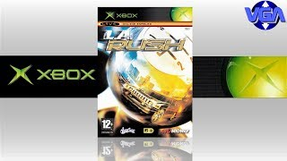 L A Rush Gameplay Xbox ( 2005 )