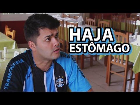 FELIPE PIRES - GRÊMIO PENTACAMPEÃO - HAJA ESTÔMAGO