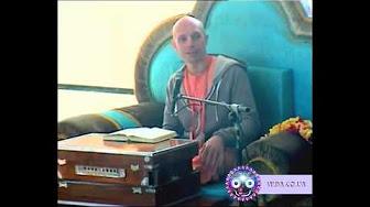 Шримад Бхагаватам 4.28.42 - Мадана Мохан прабху