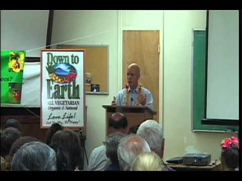 Stop GMO Event - Sponsored by Down to Earth.