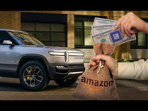 CONFIRMED: Amazon Invests in Rivian. Here's Why It Made Sense