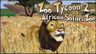 Zoo Tycoon 2 || African Lions!! - Episode #8 || World Zoo Season 2
