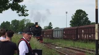 Z.L.S.M. 1040 rangeert in station Simpelveld