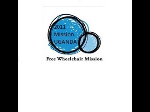 Uganda Free Wheelchair Mission 2011