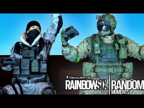 Rainbow Six Siege - Random Moments: #10 (Ying,Can't Stop Ela)