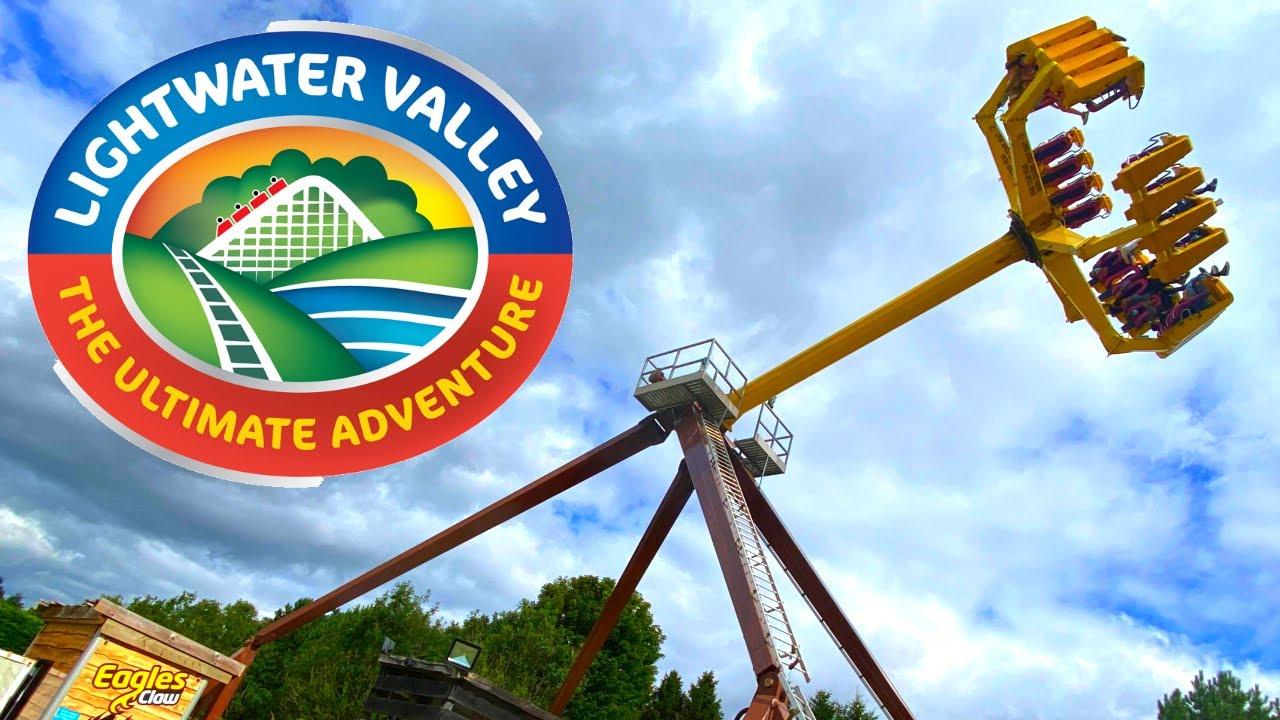 Lightwater Valley Vlog August 2020