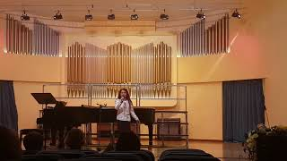Лиза Линдси Хочу собаку! Международный конкурс композиторов имени И. Дунаевского