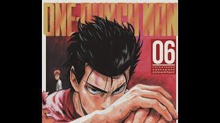 Розпакування манги «One-Punch Man. Книга 6»