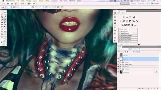 Kristina Vassilieva - Photoshop Image Retouch Thumbnail
