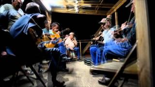 Bluegrass, Blues, & Good Stuff at Cassia 9/15/12: OCOEE PARKING LOT BLUEGRASS JAM