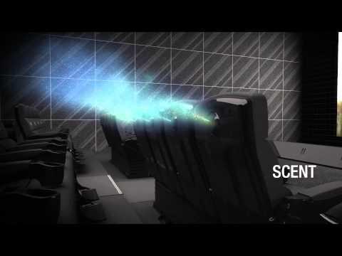 4DX at Cineworld Milton Keynes – How does it work