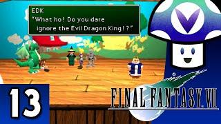 [Vinesauce] Vinny - Final Fantasy VII (part 13) + Art!