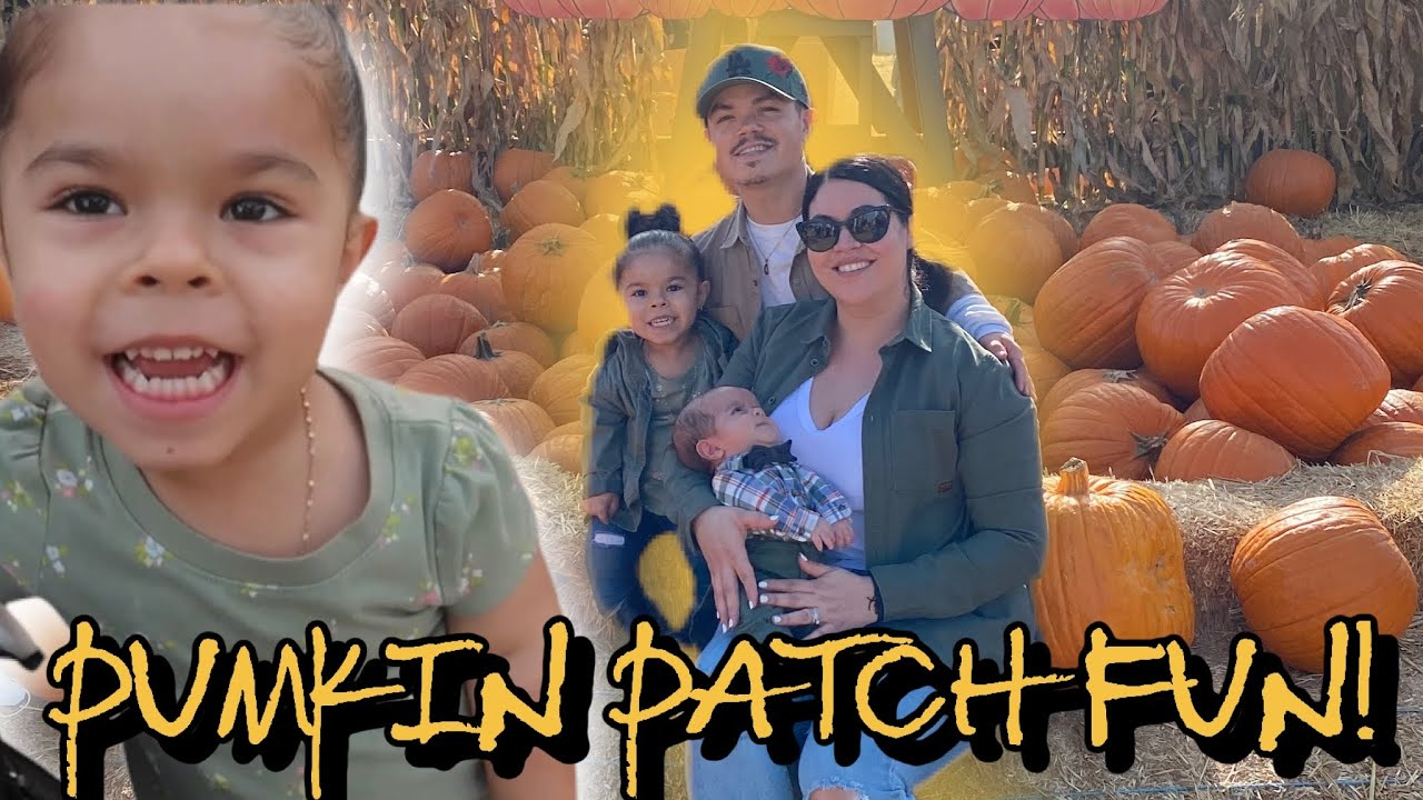 WE TOOK CAMILA TO THE PUMKIN PATCH!! *SHE MET UP WITH HER FRIEND!
