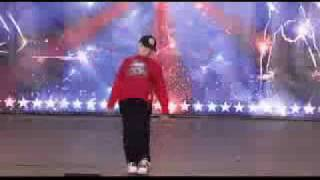 George Sampson Britains Got Talent Audition 2007