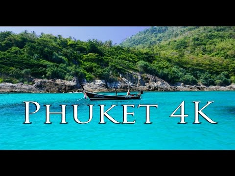 THREE DAYS OF PHUKET THAILAND in 4K! | Adventure of a LIFETIME!