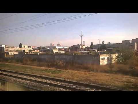 Поезд 144м Москва   Кисловодск   Отправление со станции Невинномысск