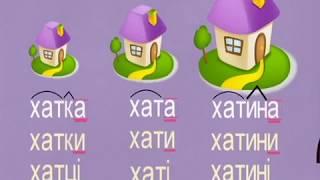 Суфікс - частина основи. Українська мова. 3 клас