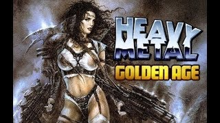 Heavy Metal Golden Years | Classic Metal Playlist | '80s, '90s