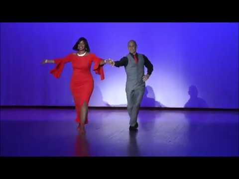 Dr. Crystal Crewe - Dancing with the Richmond Stars 2018