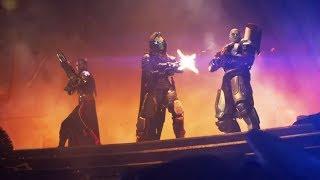 Скачать Все кинематографические трейлеры Destiny 2 RU