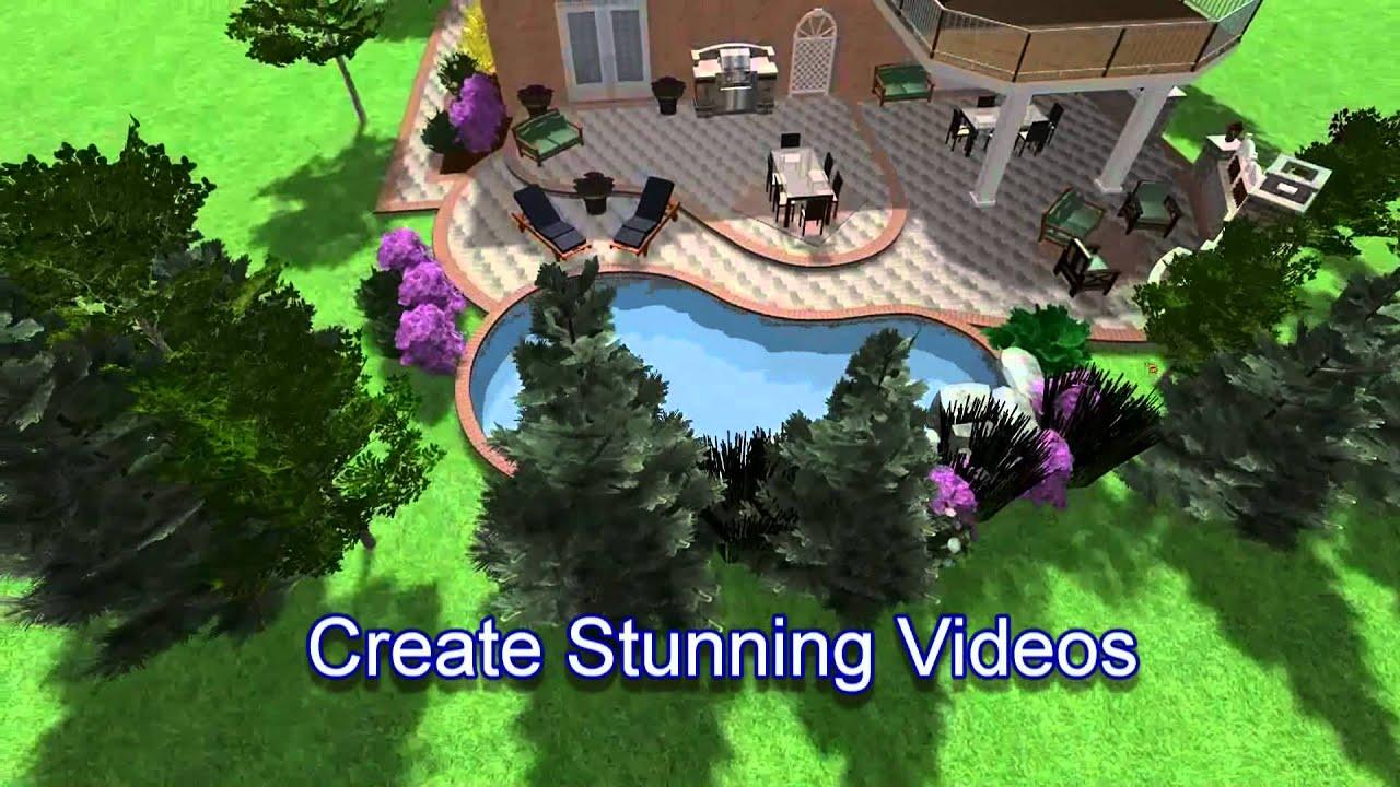 Uvision 3D Landscape Creator