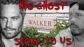 Download Mp3 Paul Walker s GHOST Speaks To Us From Cemetery OmarGoshTV