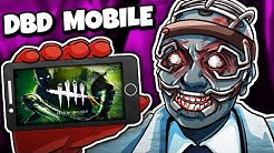 THIS GLITCHY DOCTOR IS INSANE!!!   DBD Mobile (Beta Gameplay iOS - Android)
