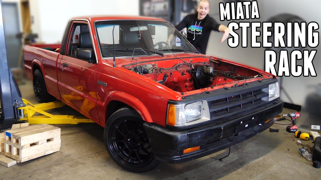 mounting-a-miata-steering-rack-in-the-drift-truck-pt-9