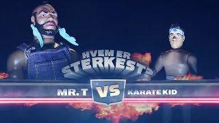 karate kid vs mr t maarud championchips