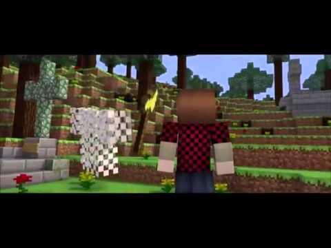 los juegos del hambre animacin minecraft  YouTube