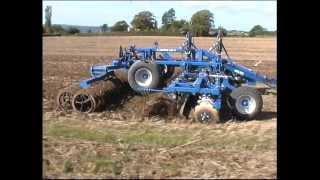 Dal-Bo žemės dirbimo technika I dalis