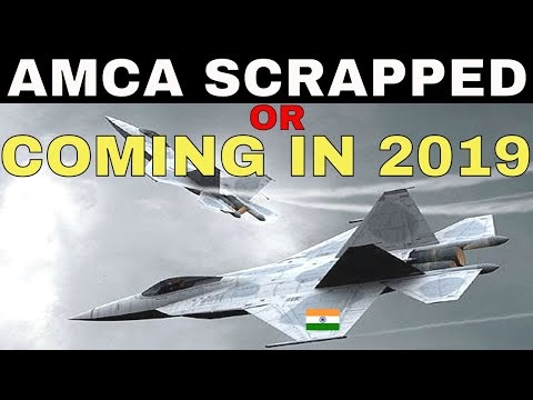 AMCA SCRAPPED OR AMCA COMING IN 2019