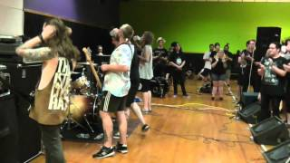 BLACK TONGUE FULL SHOW @ ICE MINE CONNELLVILLE PA 8 2 2014