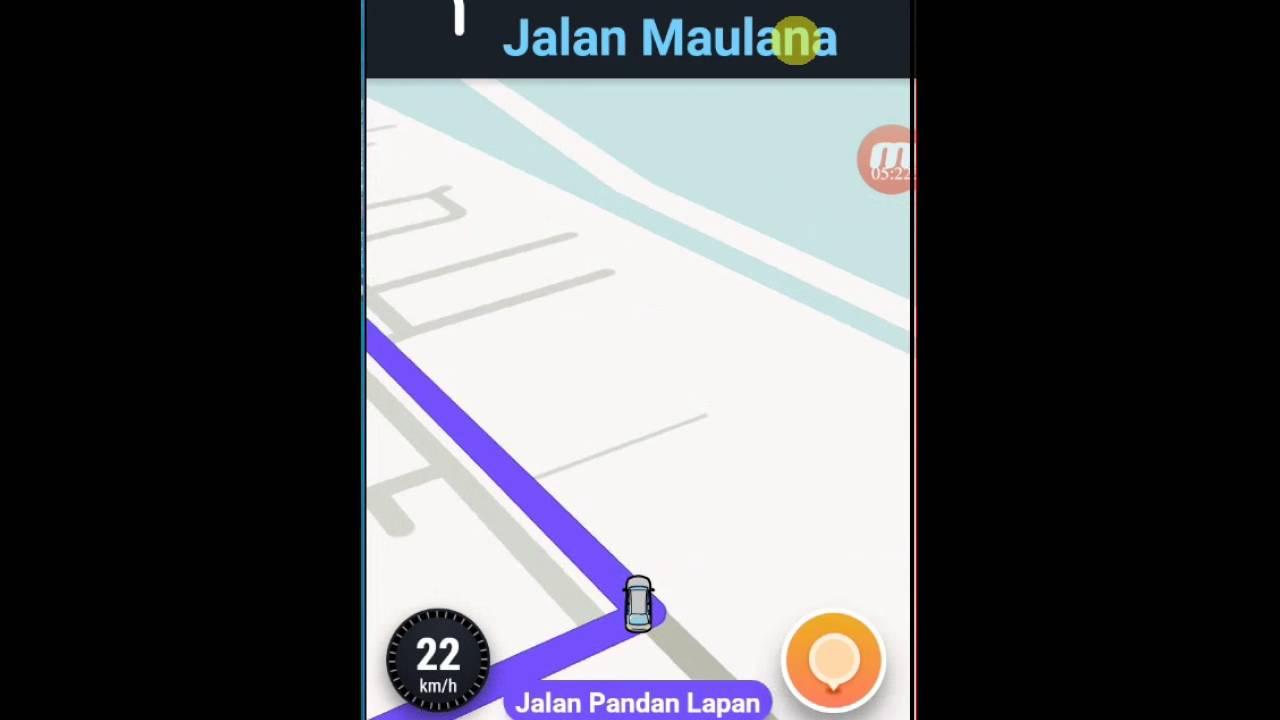 Navigate with Waze GPS app on android (Waze သုံး၍ ကိုယ်လိုရာသို့  လမ်းညွှန်ခြင်း) (in Myanmar)