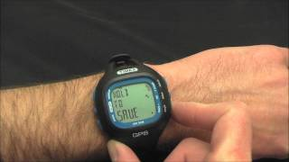 "Timex Marathon GPS ""How To"""