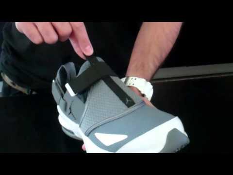biggest discount 660b5 fcaec Jordan Trunner II LX - Cool Grey - YouTube