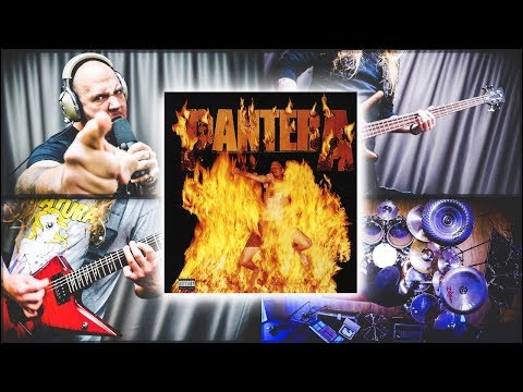 "PANTERA ""Yesterday Don't Mean Shit"" - RIP Vinnie @ Dime - Cover feat. Delta Empire and Mario"